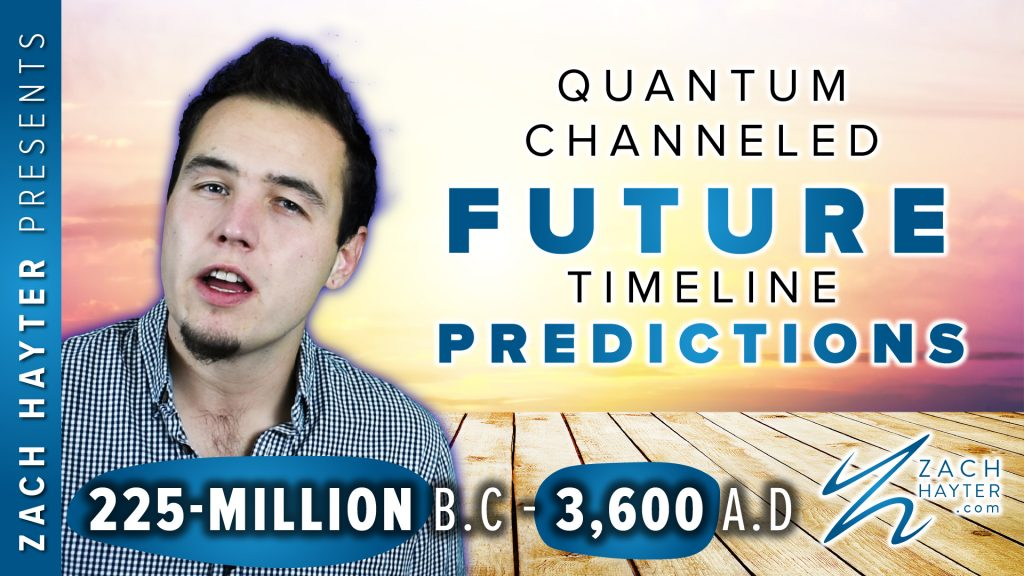 Quantum Channeled Future Timeline Predictions Of The Far Future & World War 3